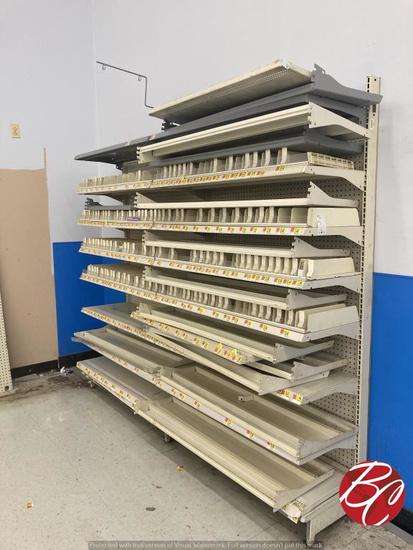 """Wall Shelves 4'x94""""x19"""""""