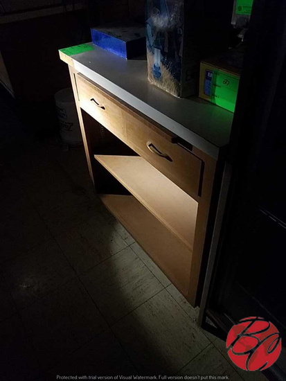 """Wood Pull Drawer Cabinet 36""""x22""""x42"""""""