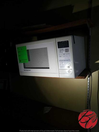 Kitchen Gourmet Microwave