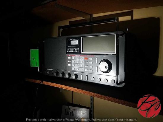 Grundig Satellit 800 Millennium Radio
