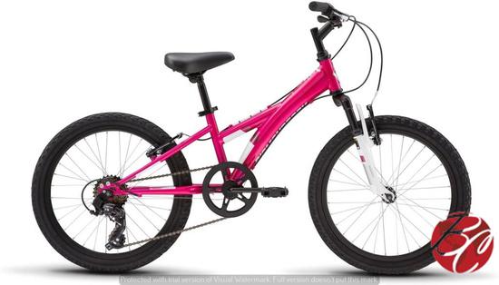 "Diamondback Tess 20"" Pink Bike"