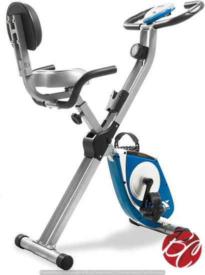 Xterra Fold Up Exercise Bike