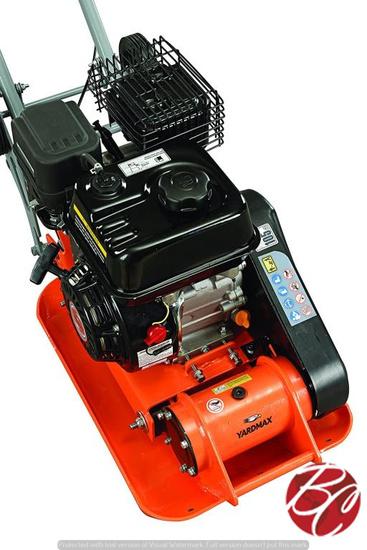 Yardmax YC1160 Plate Compactor