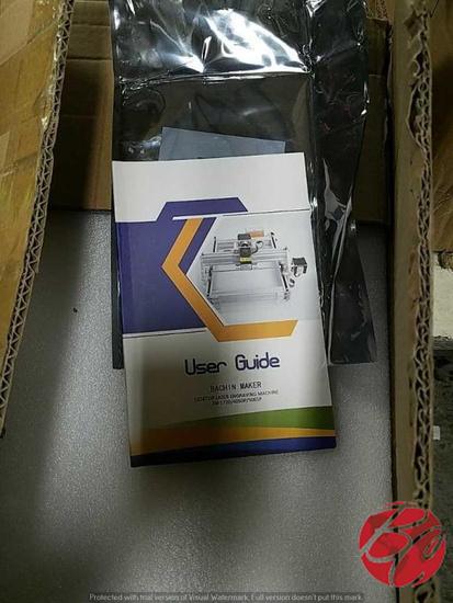 Bachin Maker Desktop Laser Engraving Machine