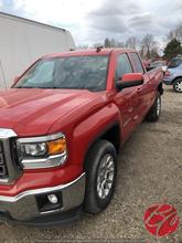 2014 GMC Pick Up Truck