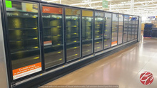 Hill Phoenix Low Temp Freezer Doors