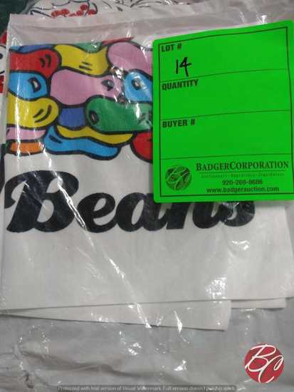 """I Believe In Jelly Beans 16x16"""" Pillow Case"""