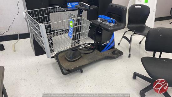 Amigo Value Electric Shopping Cart