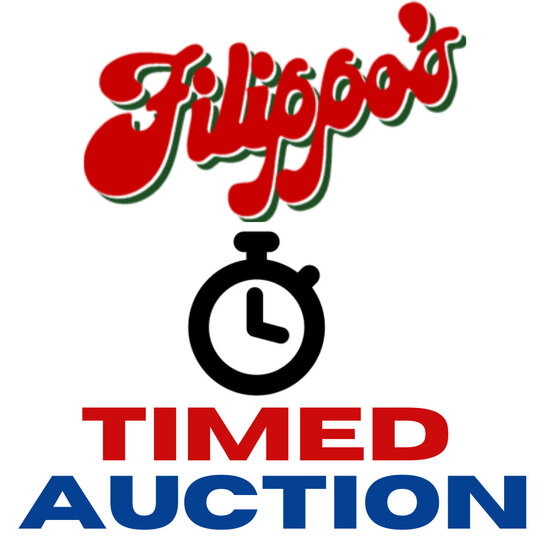 Former Filippo's Timed Auction A1107