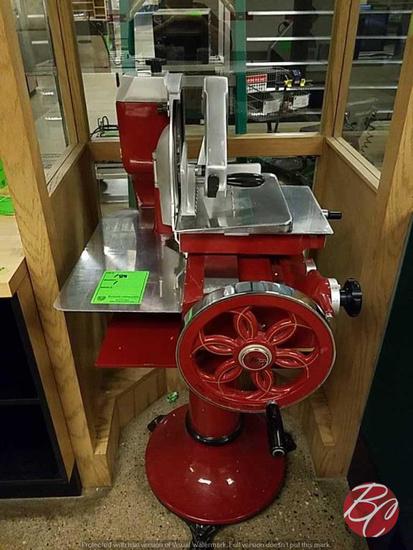 2013 Berkel Manual Flywheel Slicing Machine M#330m