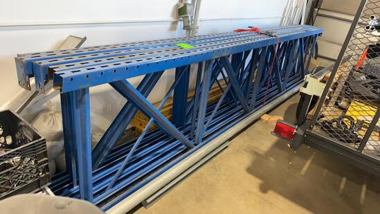 Pallet Racking 16ft (Uprights Only)