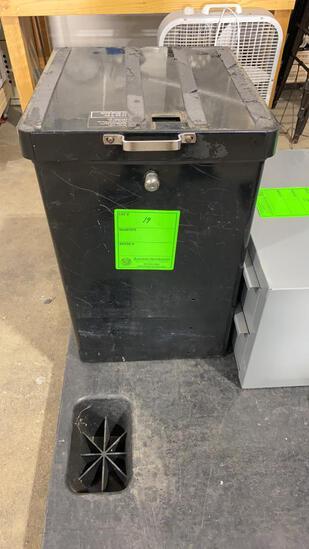 Van Lock Box (Between The Seats)