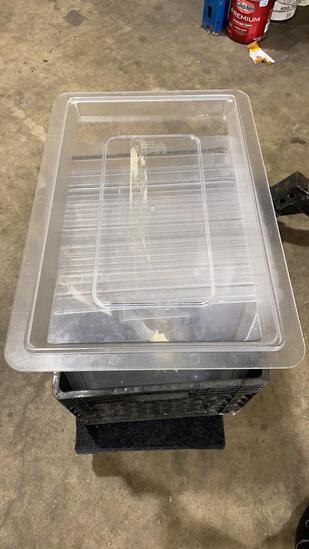 Cambro Food Storage Lids 18x12