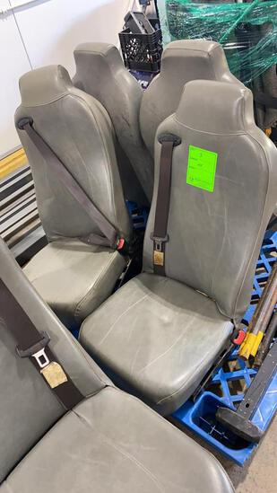 Ford Econoline Removal Seats