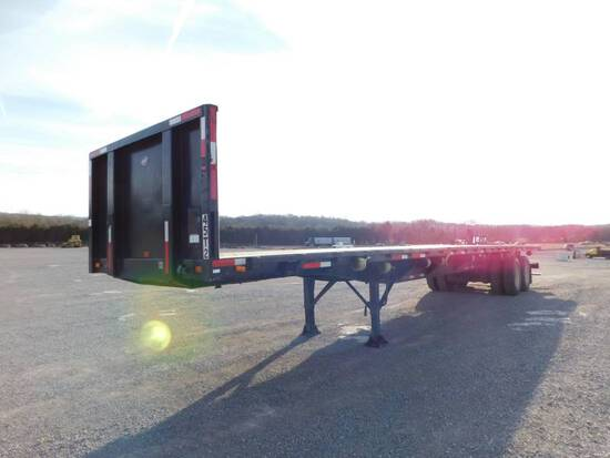 1993 UTILITY 45' T/A FLATBED TRAILER