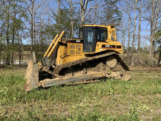 2005 CAT D6R LGP SERIES II CRAWLER TRACTOR