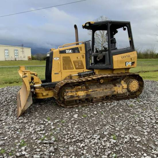 2014 CAT D5K2XL CRAWLER TRACTOR