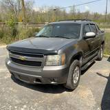 2007 CHEVY AVALANCHE SUV