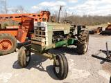 1980 OLIVER FARM TRACTOR