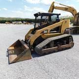 2004 CAT 267B COMPACT TRACK LOADER