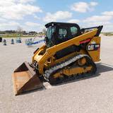 2015 CAT 289D COMPACT TRACK LOADER