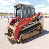 2014 TAKEUCHI TL10 COMPACT TRACK LOADER