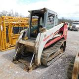 2006 TAKEUCHI TL140 COMPACT TRACK LOADER