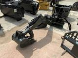 NEW CID XTREME BACKHOE ATTACH
