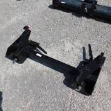 QUICK ATTACH TO SKID STEER ADAPTER