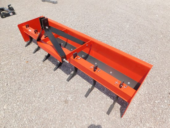 NEW TENNESSEE RIVER 8' HD BOX BLADE