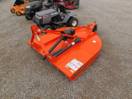 NEW LAND PRIDE RCR1260 ROTARY CUTTER