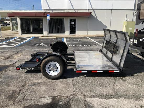 LIKE NEW CAR DOLLY WITH GOLF CART PLATFORM