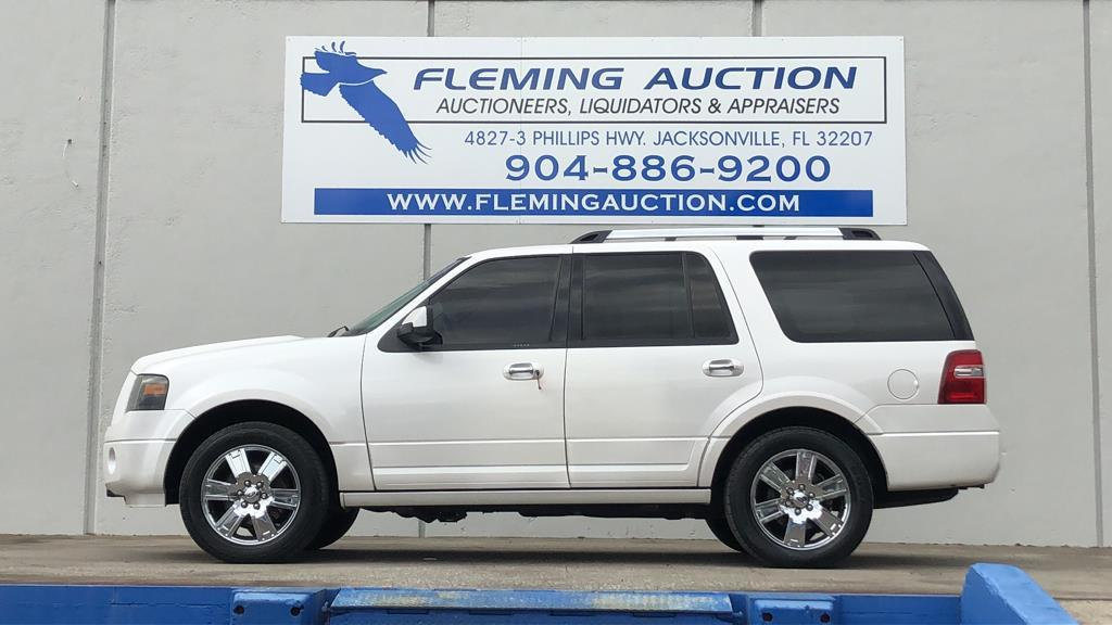 2010 FORD EXPEDITION 2WD 4D SUV LIMITED