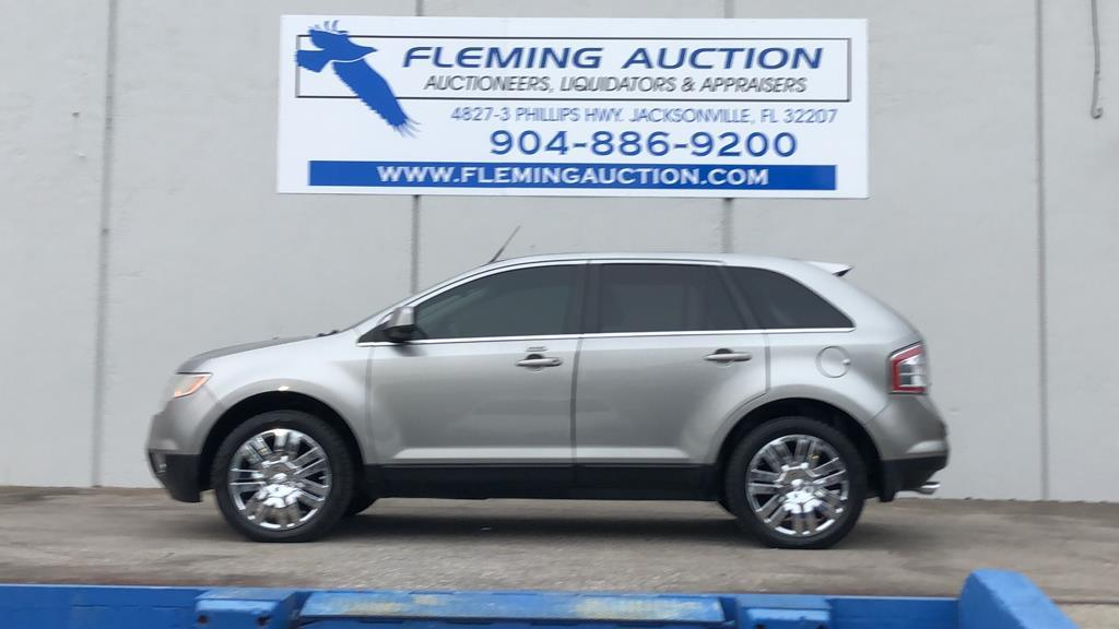 2008 FORD EDGE FWD 4D SUV LIMITED