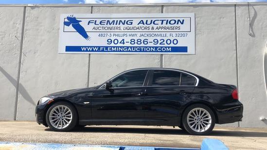 2011 BMW 3 SERIES 335D 4D SEDAN