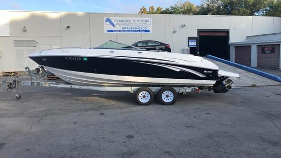 2008 CHAPARRAL 220 SSI INBOARD BOWRIDER