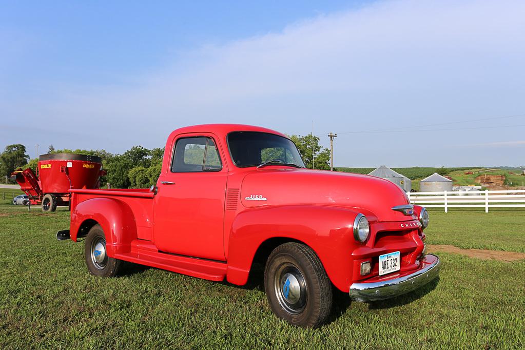 1954 Chevy 1/2 Ton