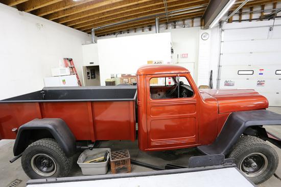 1955 Willy's Custom Truck