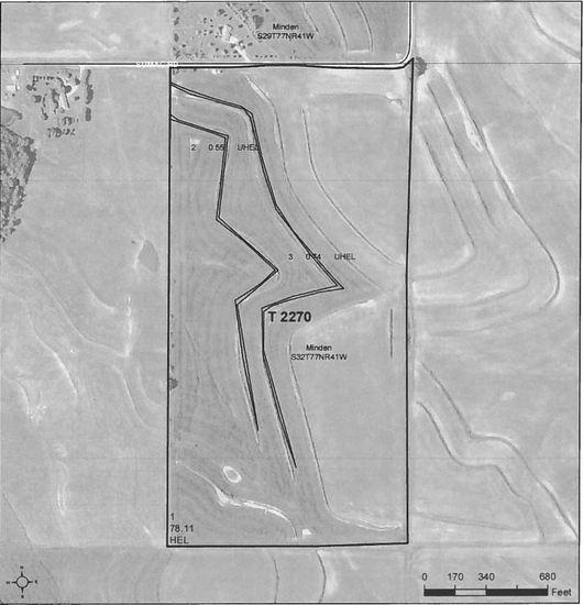 80 acres m/l Section 32 Minden Township, Pottawattamie County Iowa