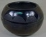 BLACK ON BLACK PUEBLO INDIAN POTTERY - Approx. 4