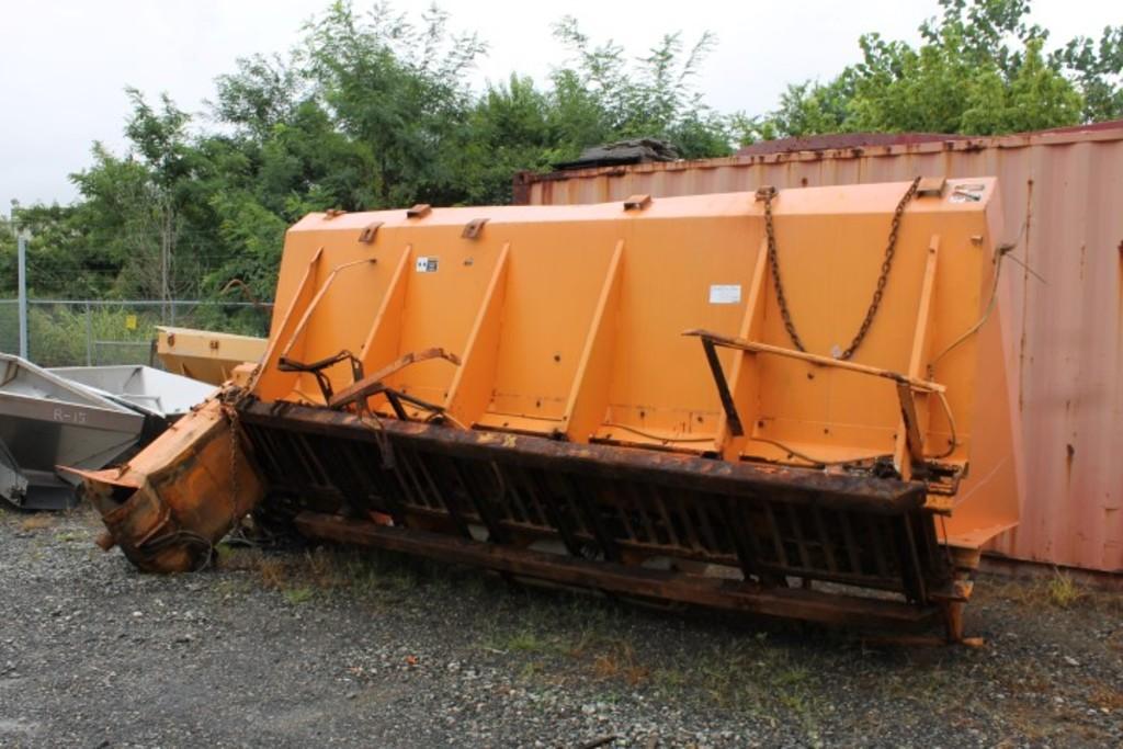 Construction Equipment & Trucks Auction