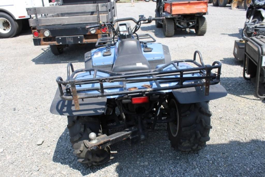 Lot: 1994 Suzuki King Quad 4x4 ATV (VDOT Unit #N01192), (INOPERABLE