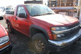 2006 Chevrolet Colorado 4x4 Pickup Truck