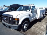 2008 Ford F350 XL Super Duty Service Truck