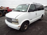 2001 Chevrolet Astro Mini Van
