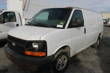 2003 Chevrolet Express Cargo Van (INOPERABLE)