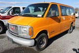 2000 GMC Savana 2500 SL Van (INOPERABLE)