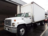 1999 GMC C6500 22' S/A Box Truck (Unit# 5-516)