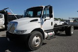 2012 International 4300 S/A Cab & Chassis Truck (Unit# 6339)