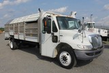 2013 International Durastar 20' 5-Compartment Recycle Hauling Truck